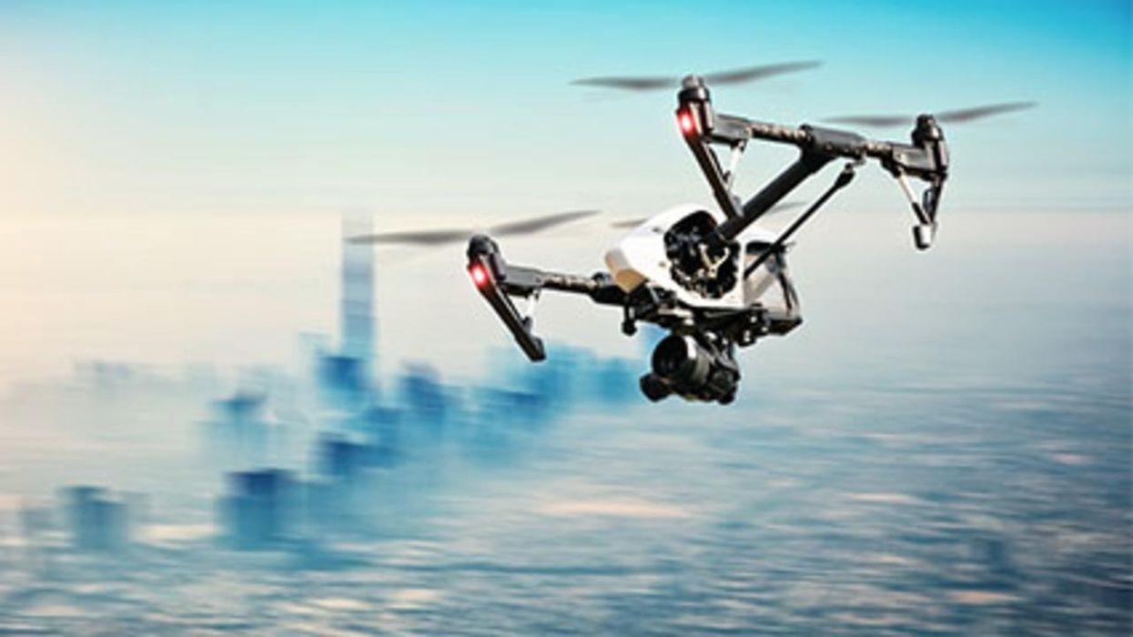 Cardiac Arrest? A Drone Is Coming to Save You