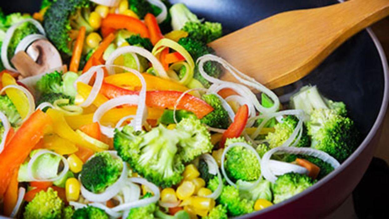 Un estudio halló que su dieta podría tener un impacto sobre su riesgo de COVID-19