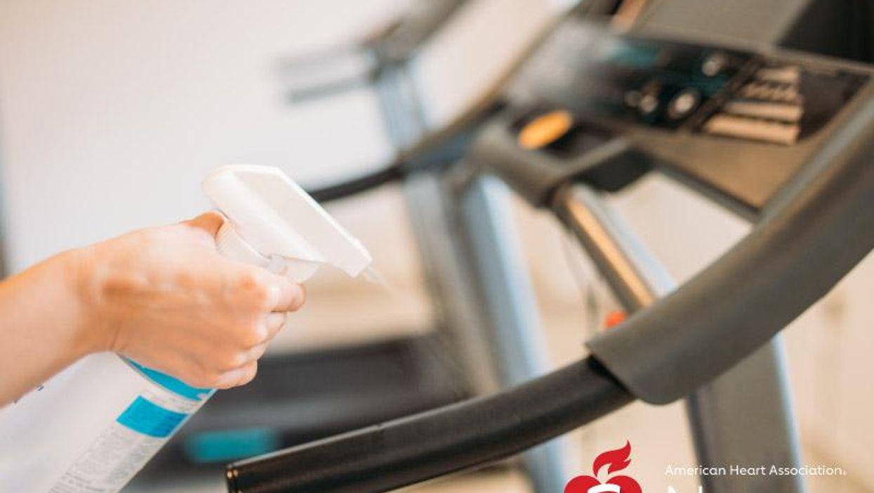 AHA News: Encuentre el camino de vuelta al gimnasio – de forma segura