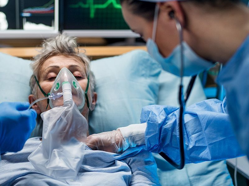 COVID Hospitalizations in U.S. Hit Record High thumbnail