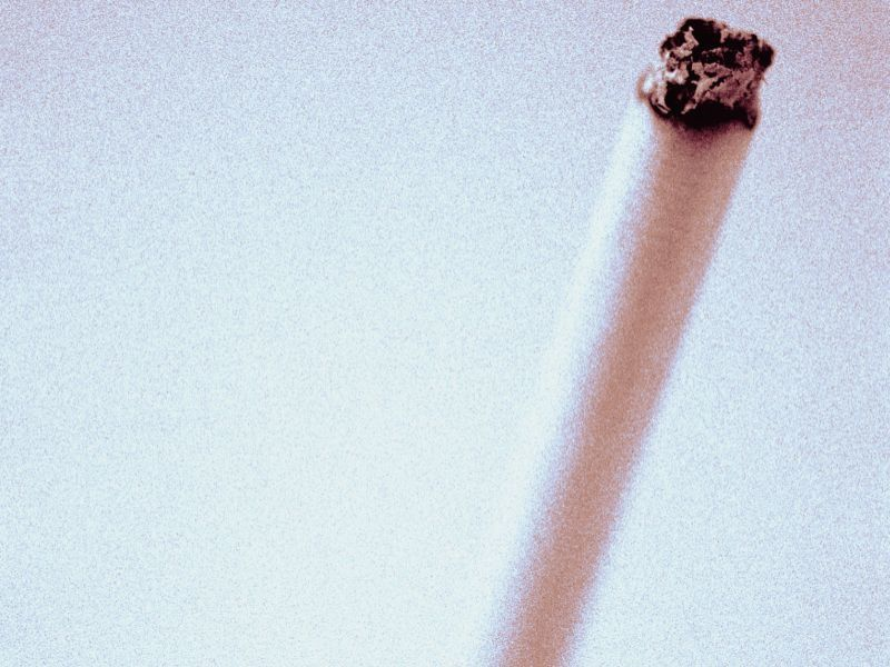 Secondhand Smoke Can Raise Odds for Mouth, Throat Cancers