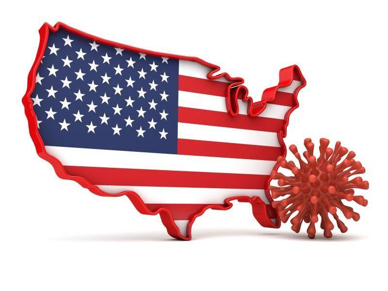 U.S Coronavirus Cases Top 9 MIllion