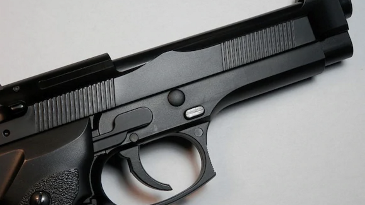 Buying Gun During Pandemic Might Raise Suicide Risk