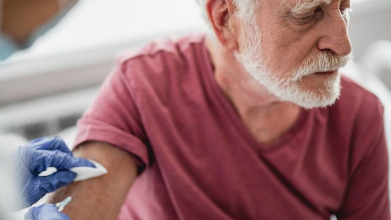 Poll: Big Jump Seen in Older Adults Wanting COVID-19 Vaccine