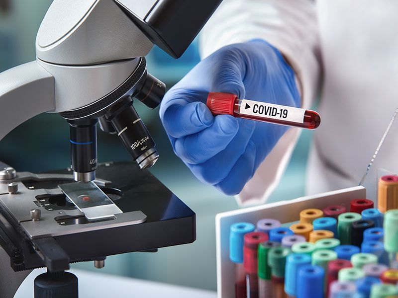 COVID Antibodies May Last Up to 5 Months