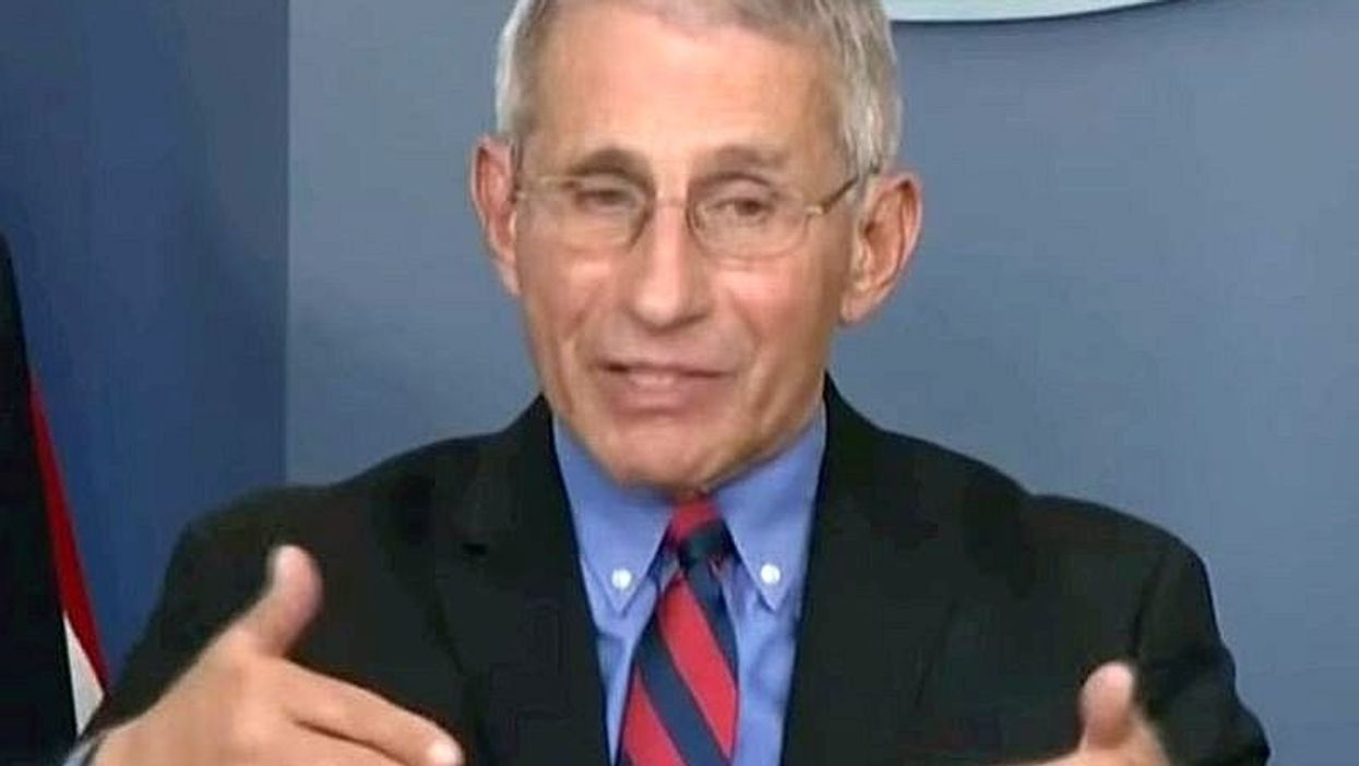Fauci Given $1 Million Award for 'Defending Science'
