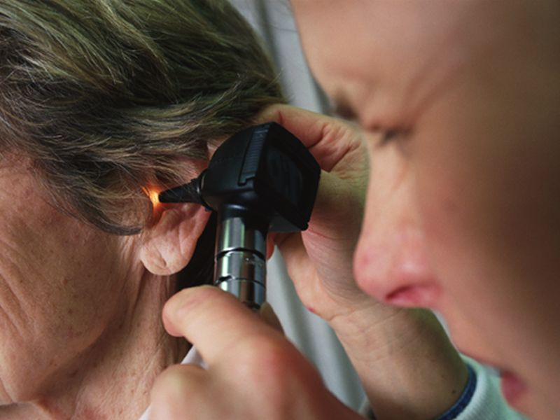 News Picture: COVID Can Make Your Ears Ring