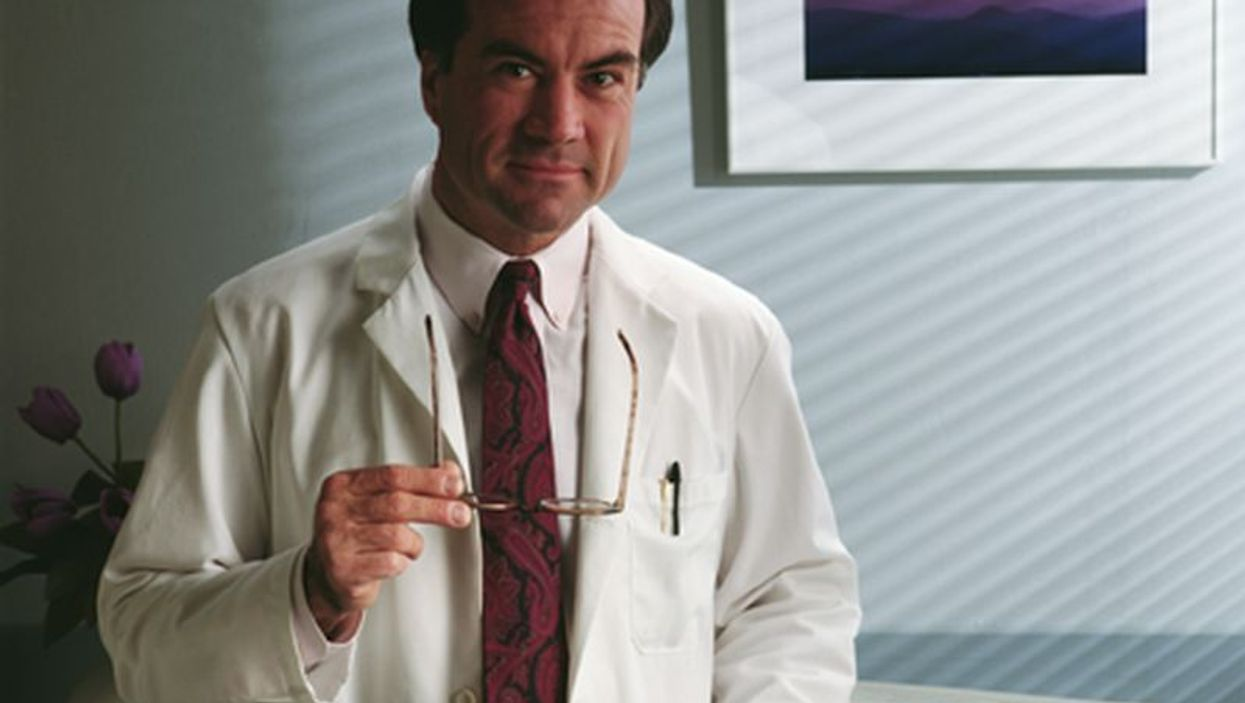 physician doctor