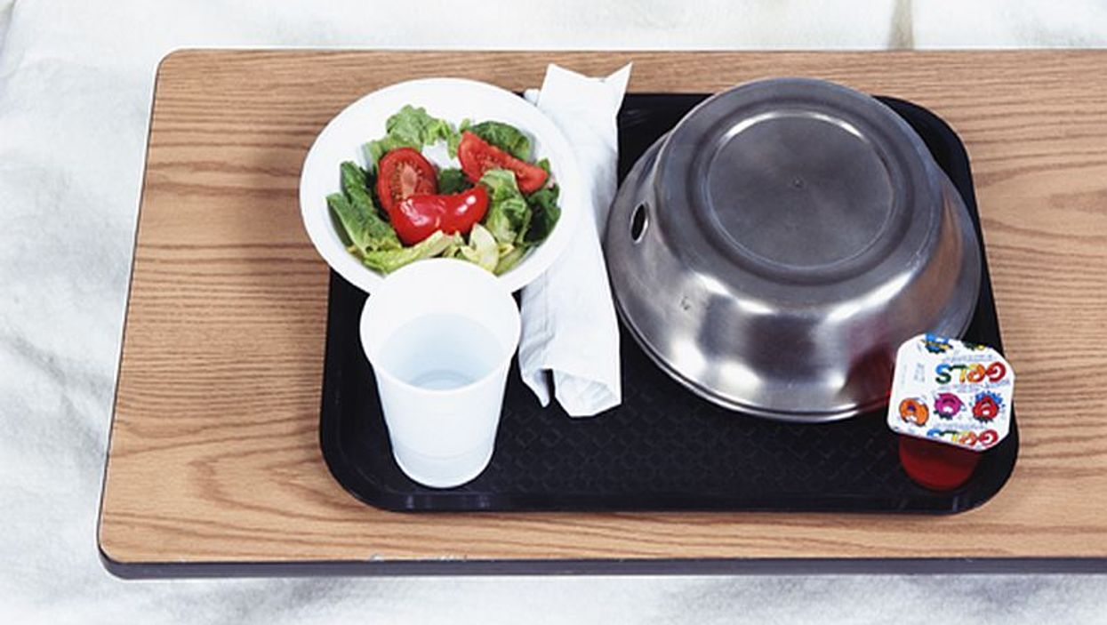hospital meal