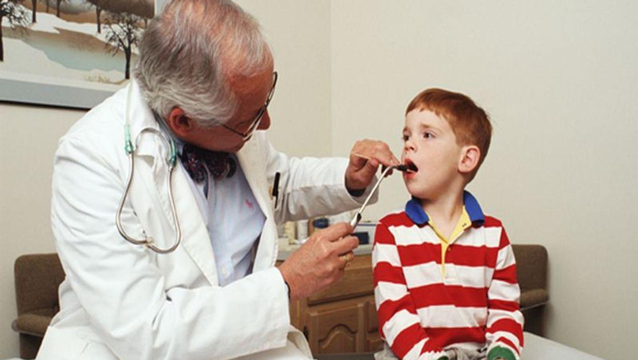 doctor examination