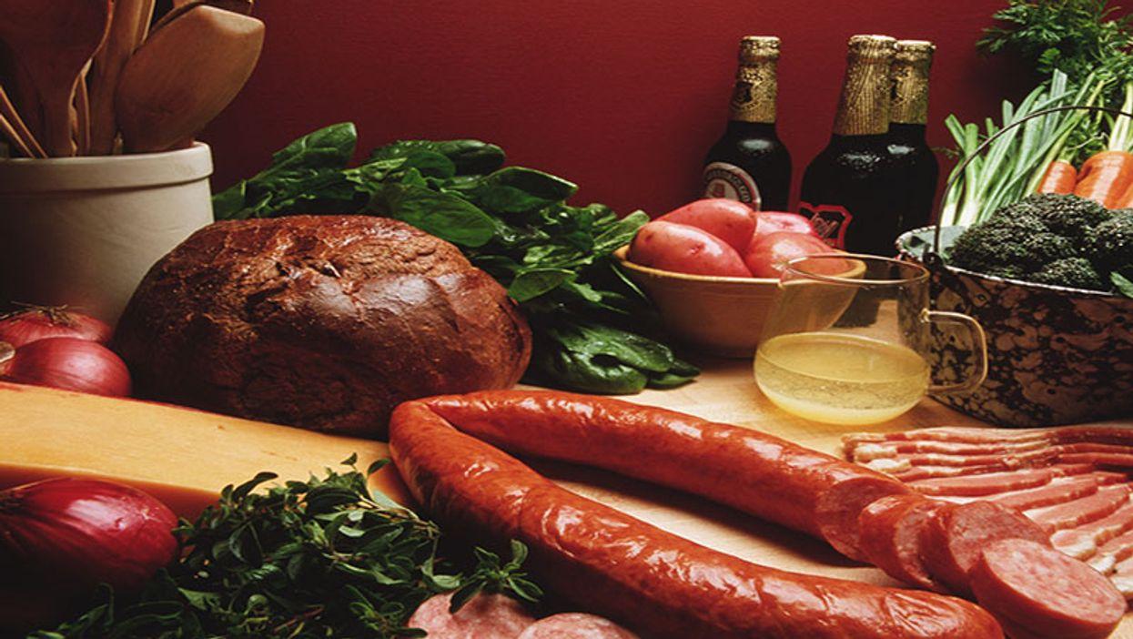 Una dieta rica en carnes procesadas podría acortar la vida