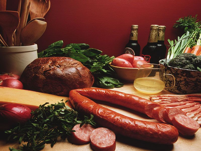 News Picture: Diet High in Processed Meats Could Shorten Your Life