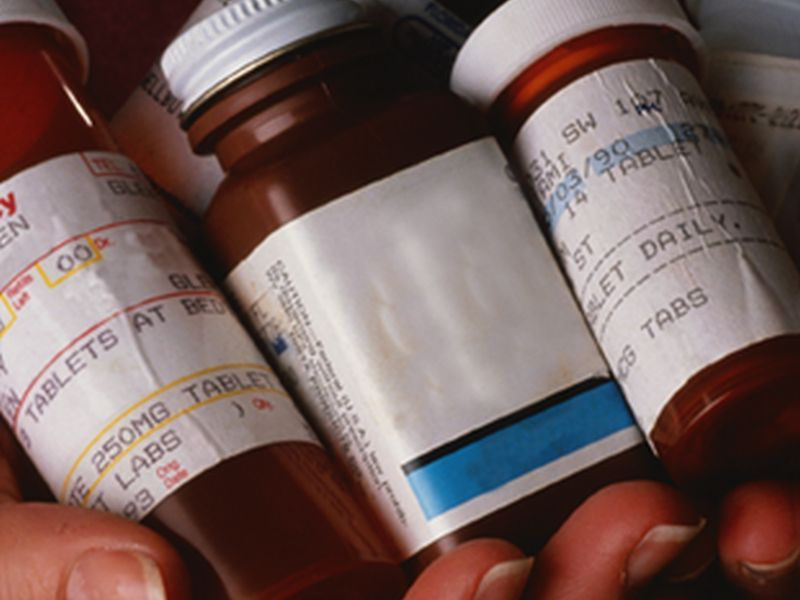 News Picture: Most Post-Surgical Opioids Go Unused: Study