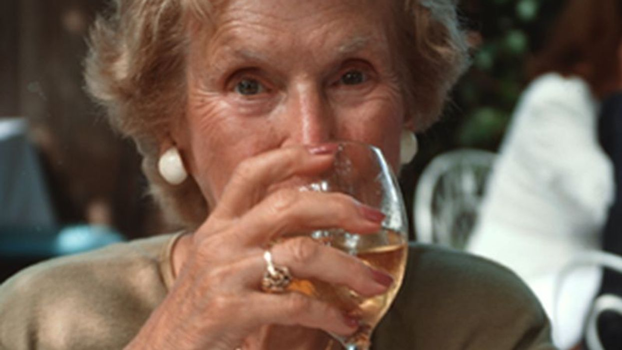 How a Little Alcohol Might Help the Heart