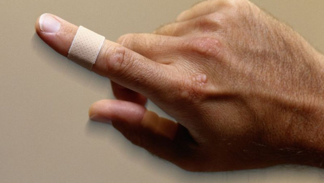 finger bandage