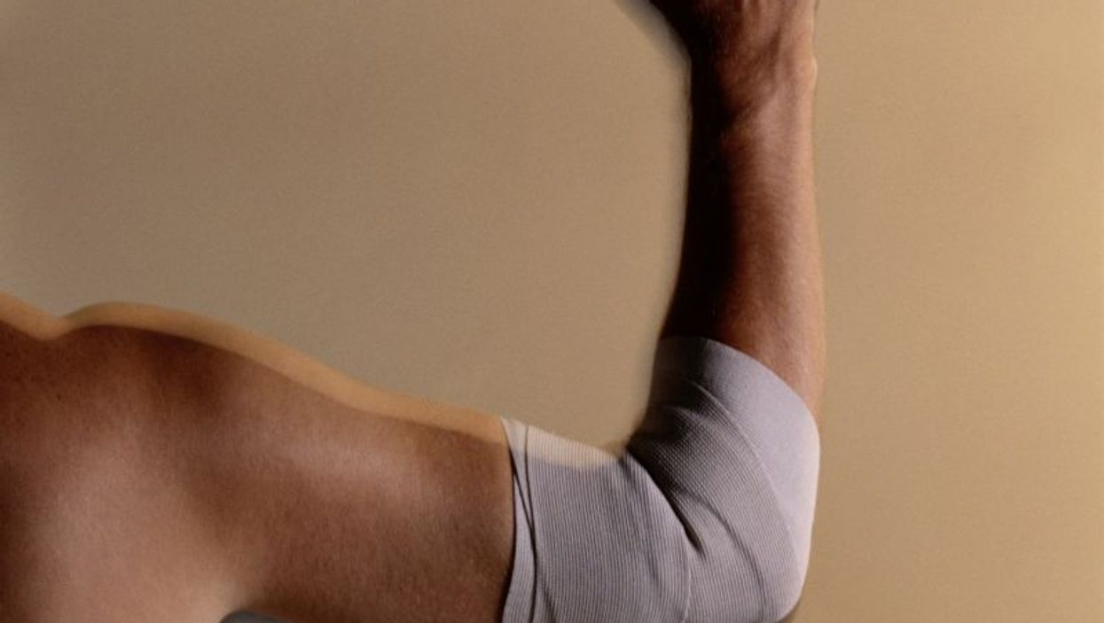 sprain elbow bandage