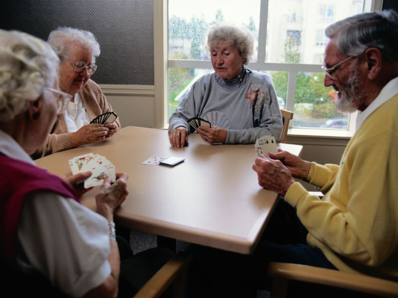 Staying Active as You Age Not a Guarantee Against Dementia