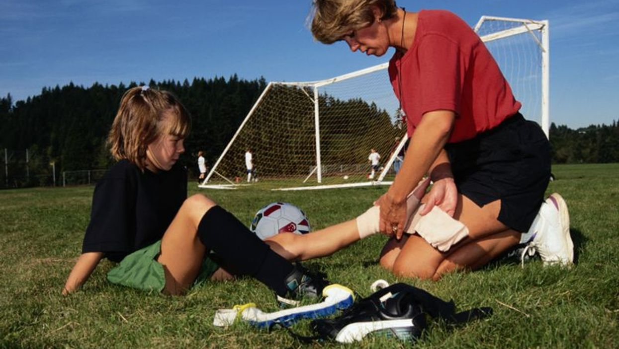 soccer injury