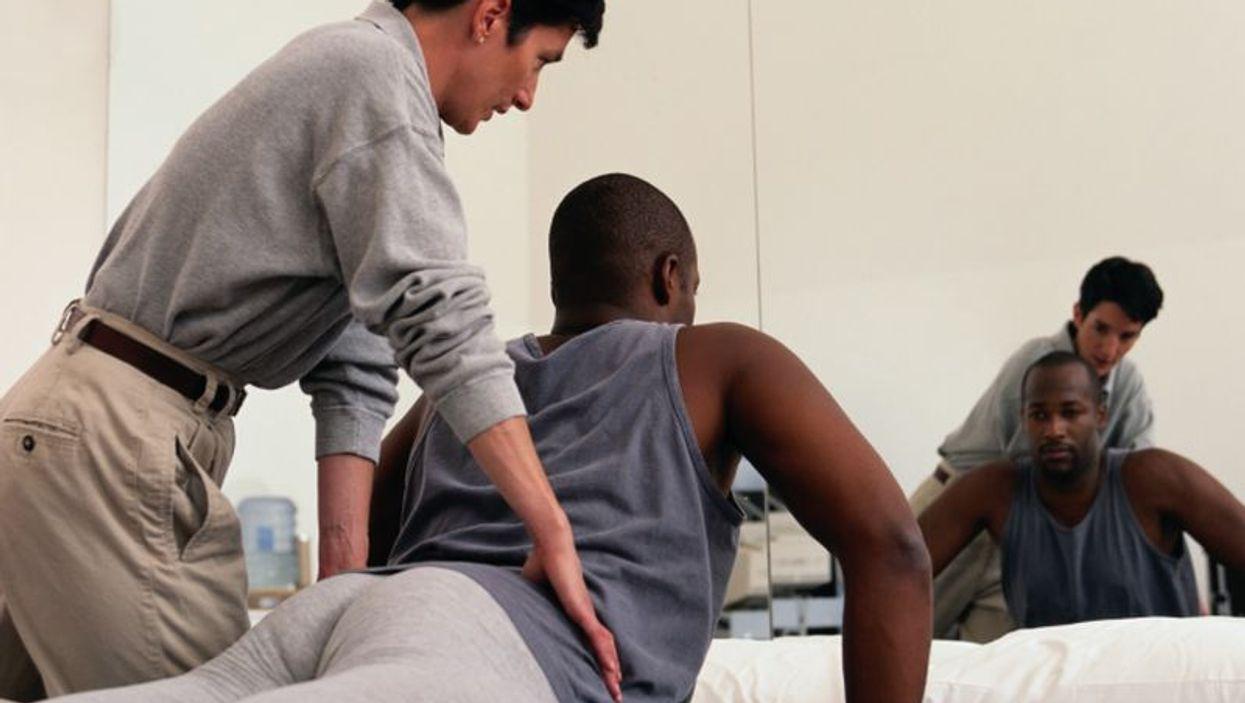 Back pain rehab