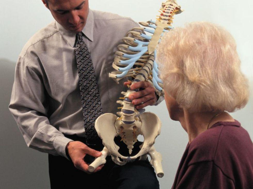 Điều trị loãng xương