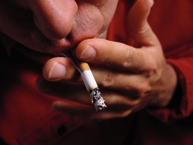 News Picture: Raising Legal Age for Tobacco Cuts Teen Smoking, Study Confirms