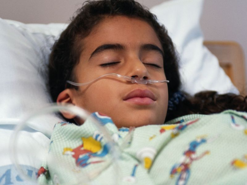 Social Distancing Probably Stopped 2020 Outbreak of Paralyzing Disorder in Kids thumbnail