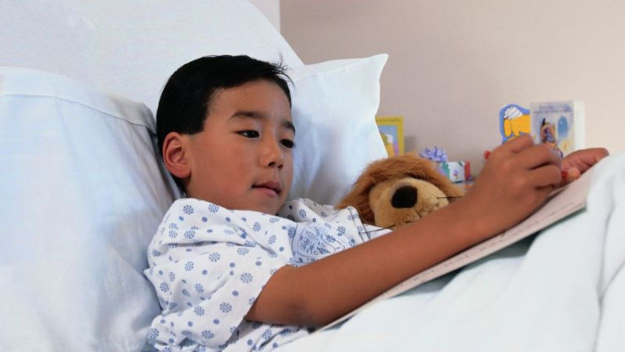 Kids' ER Visits for Injuries Rose During Lockdown, While Non-Injury Cases Fell