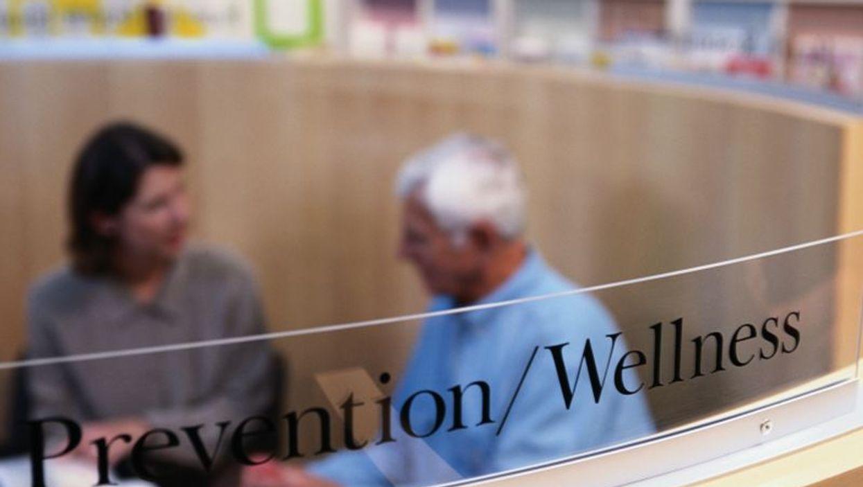 prevention visit