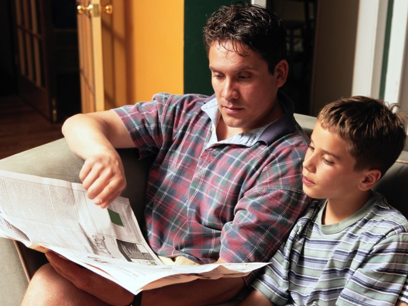 Involved Dads Make a Difference for Disadvantaged Teens thumbnail