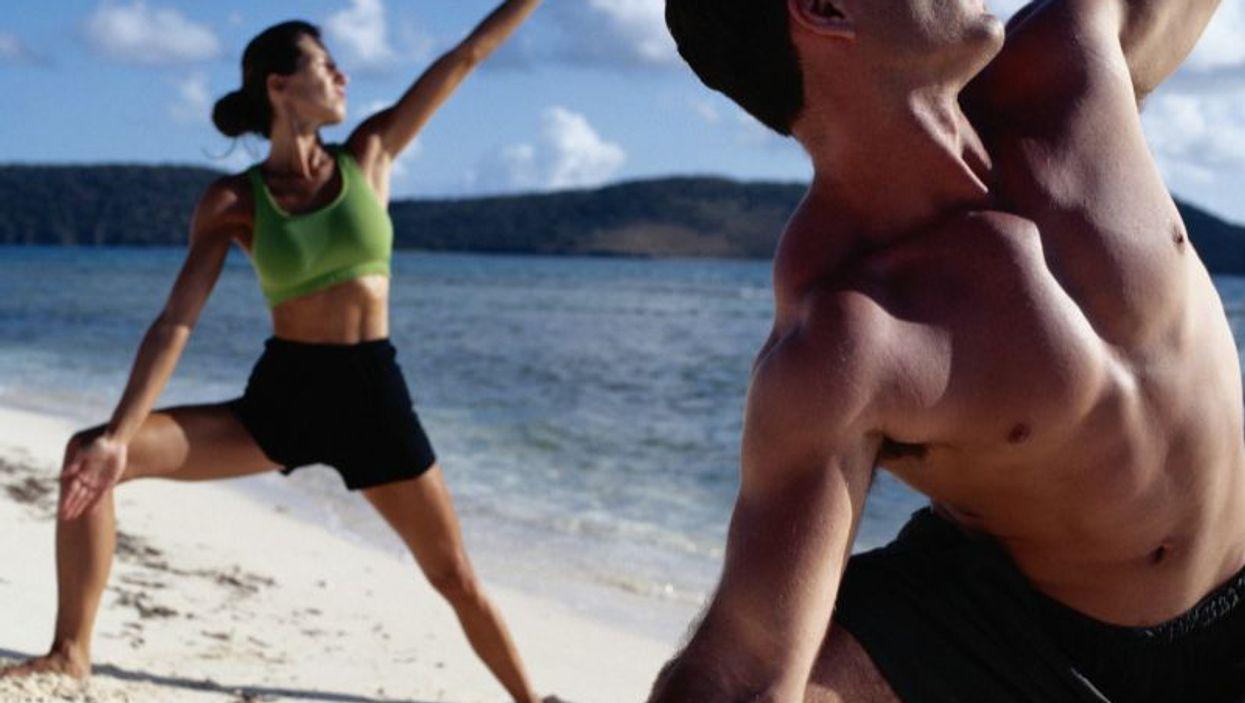 exercise yoga