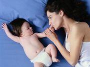 Tratar la depresión postparto de la madre también podría ayudar al cerebro del bebé