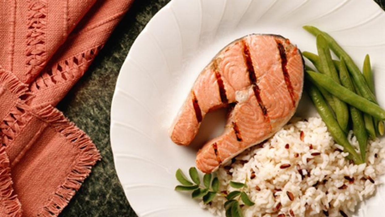心臓の病気がある人は魚摂取のメリットあり