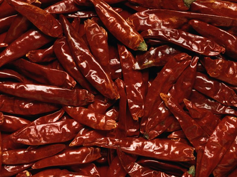Hot Discovery: Chili Peppers Might Extend Your Life