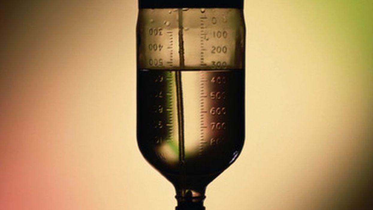 intravenous drip