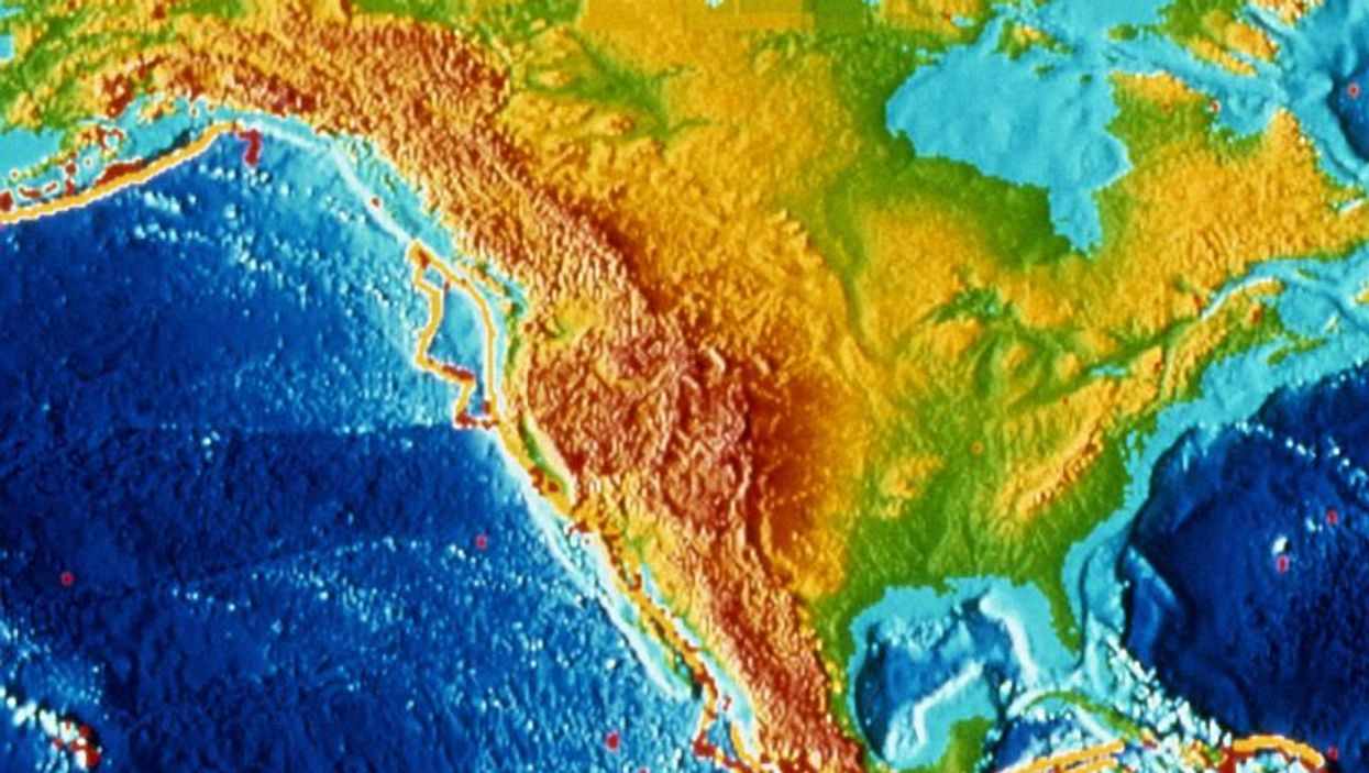 America continent