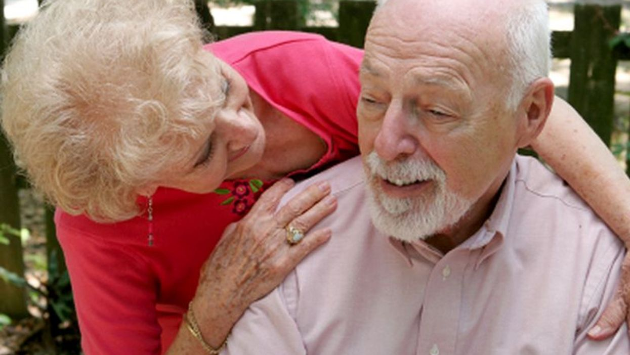 alzheimer\'s couple