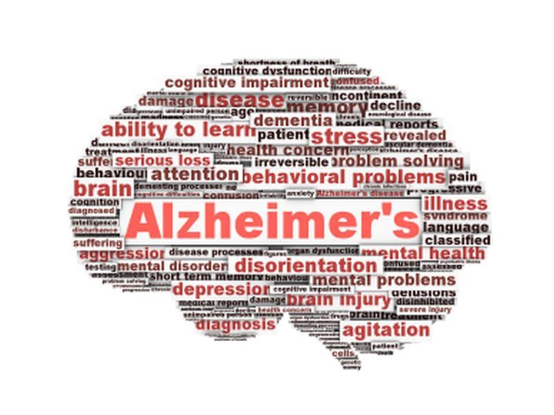 News Picture: Could a New Drug Help Ease Alzheimer's?
