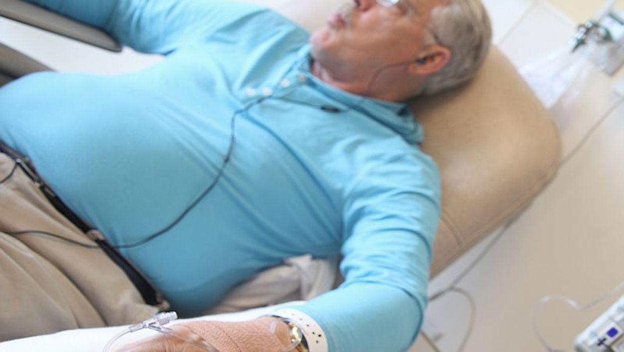 male patient