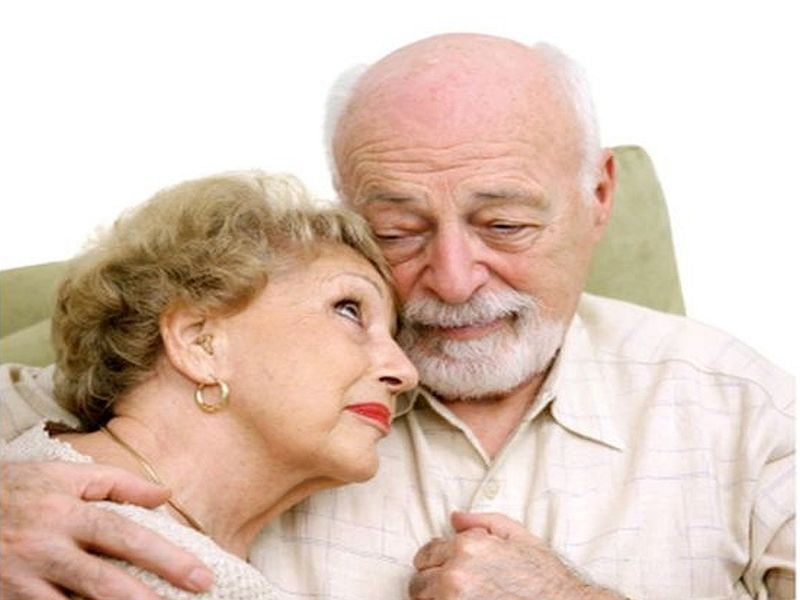 When Your Spouse Gripes About Aging, It Might Harm Your Health