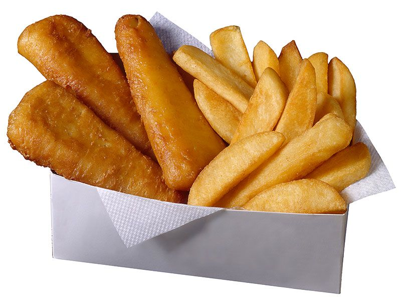 Fried Food a Big Factor in Heart Disease, Stroke