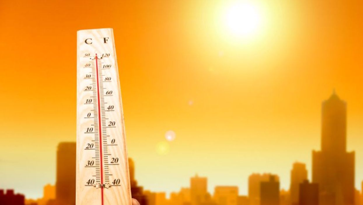 Heat Waves Topping 132 Degrees F Likely in Middle East Without Action on Climate Change