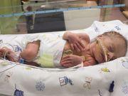 Preemie Babies End Up Hospitalized More as Kids