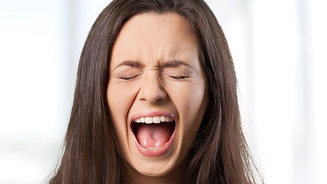 Gritar de alegría: el cerebro humano está alerta a los chillidos positivos