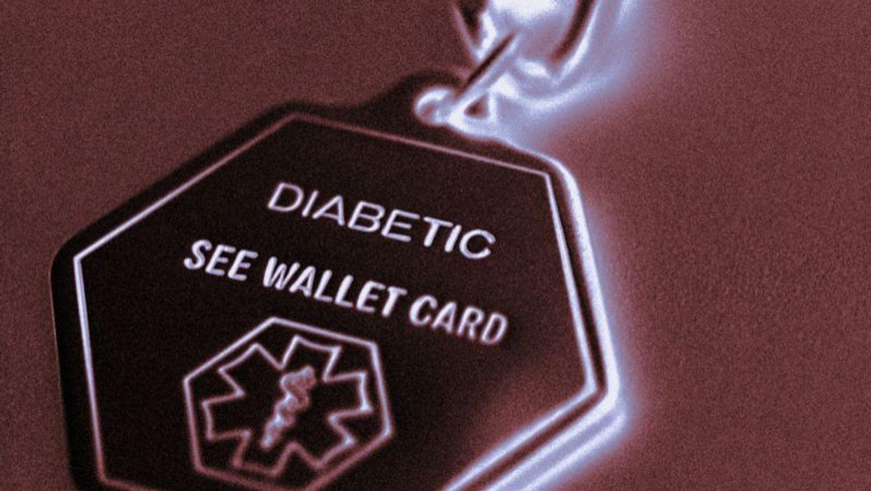 diabetic tag