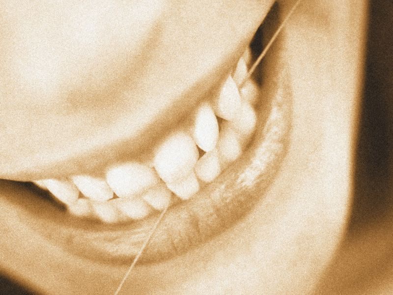 Bleeding Gums? You Might Be Lacking Vitamin C