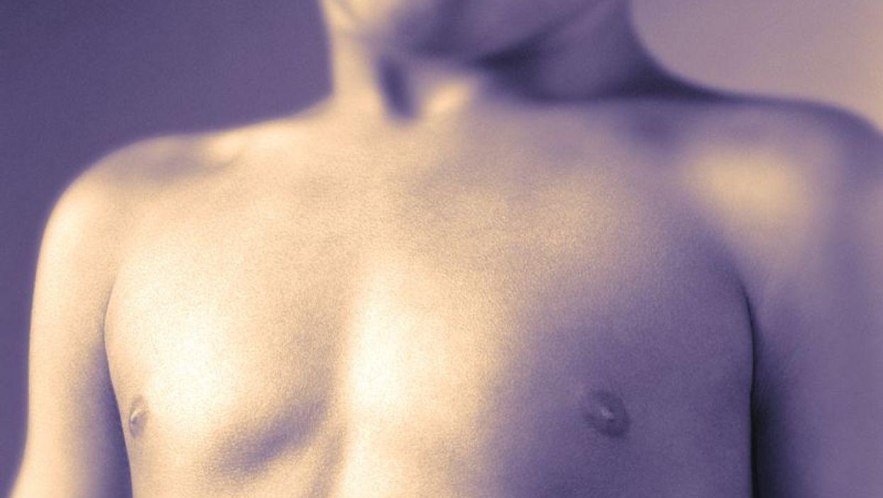 boy\'s chest