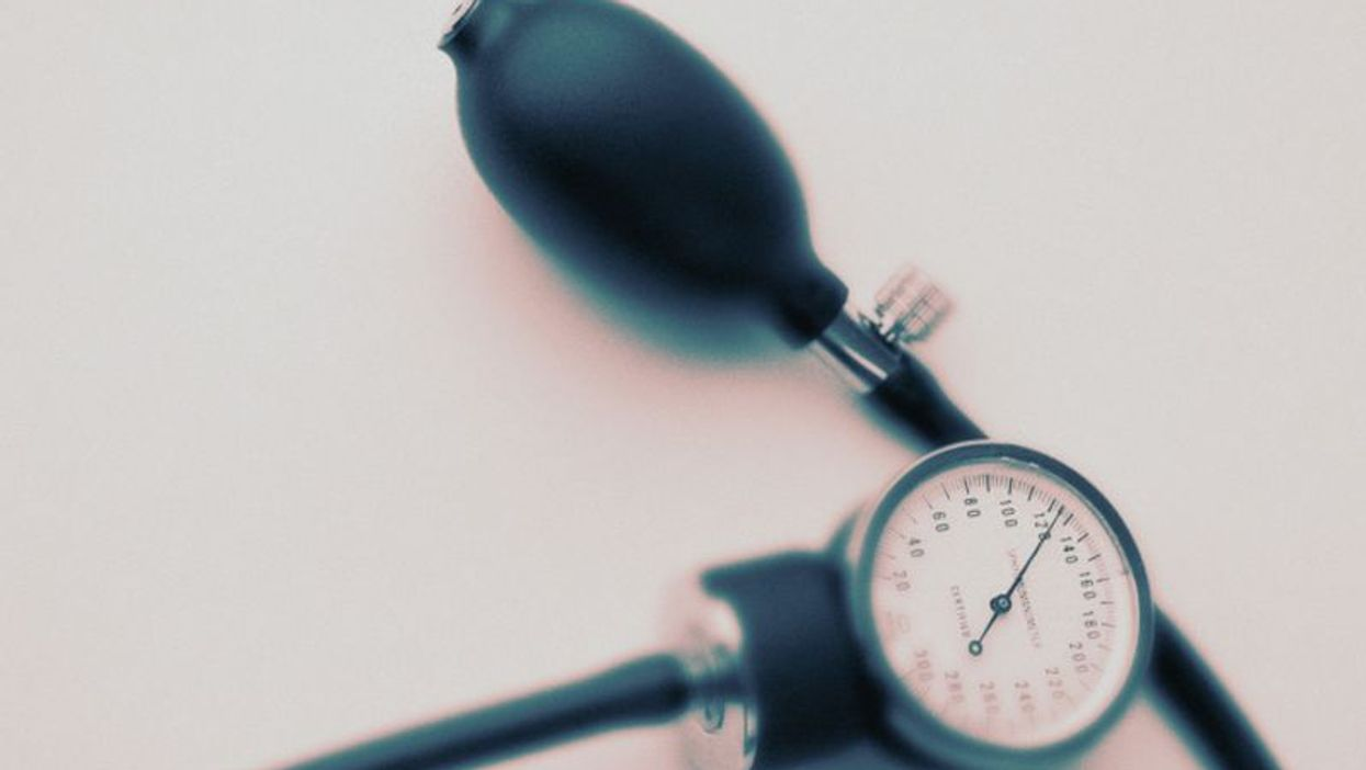 New Advice for Blood Pressure That's a Bit Too High