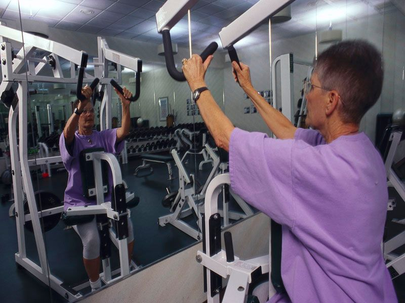 Weight Training Benefits Older Women, Men Equally, Study Shows thumbnail