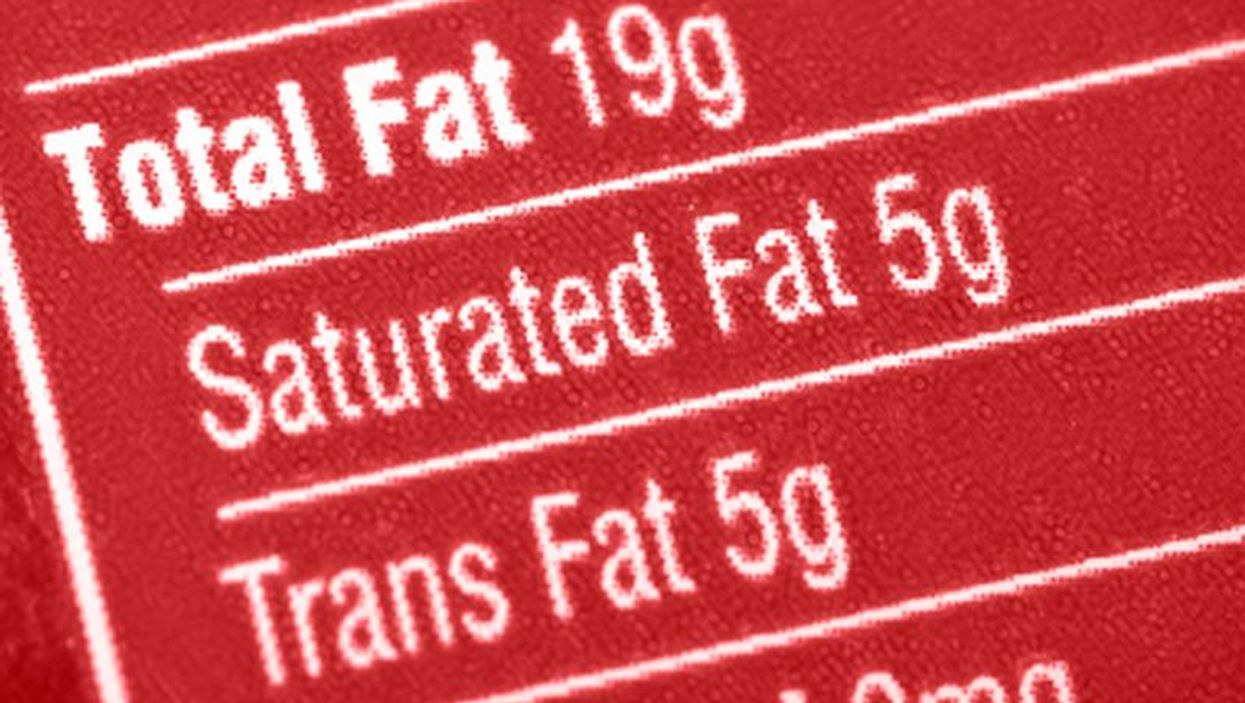ingredient label