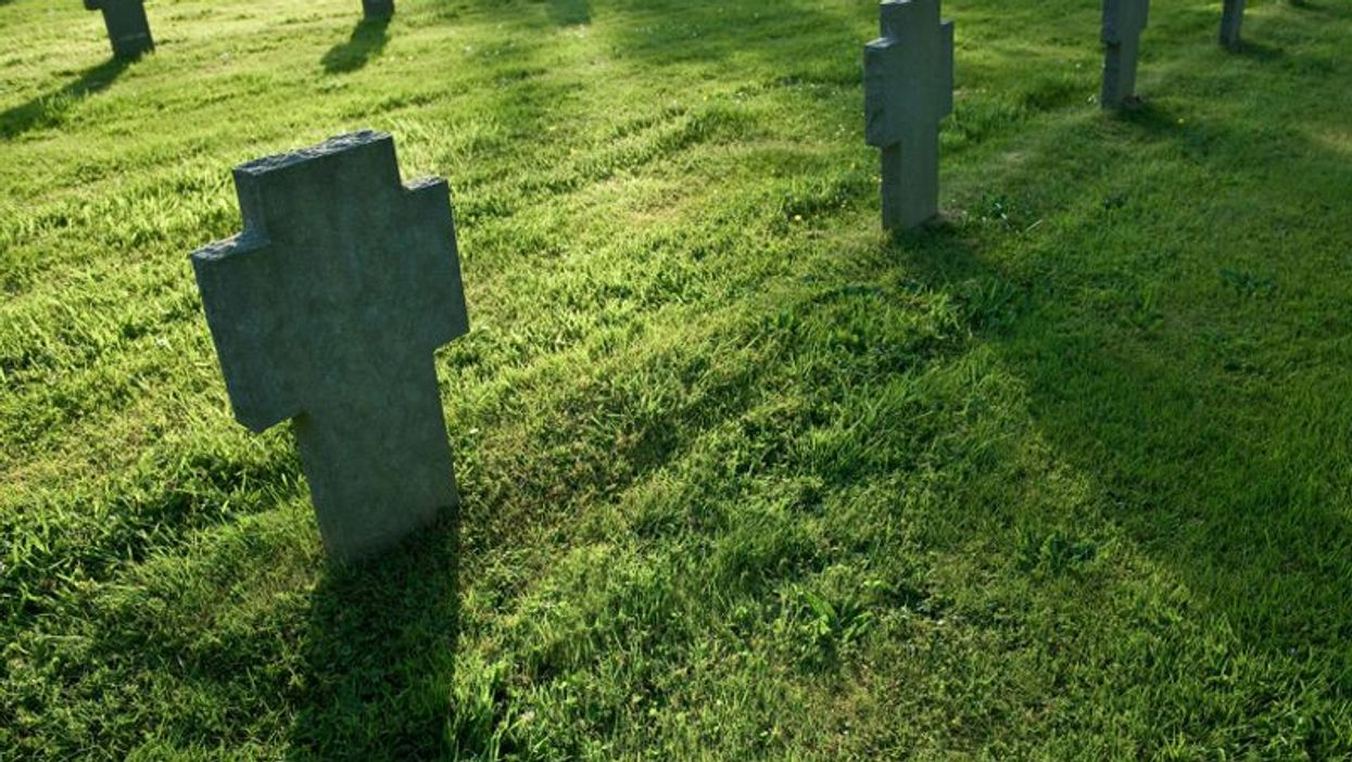 wwi cemetery